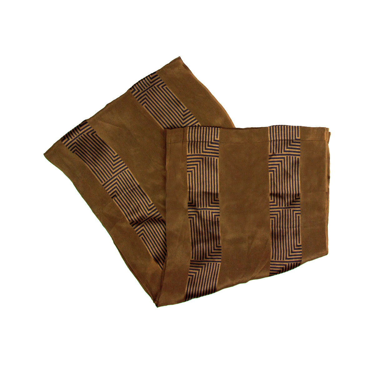 A9_brown Scarf