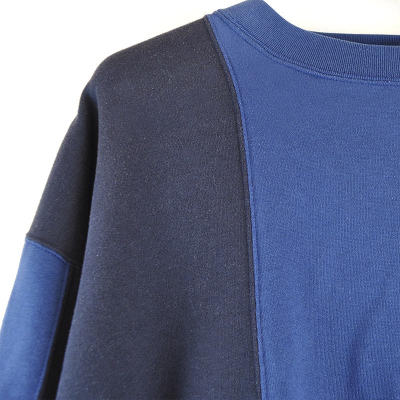 B5_blue Color Block-detail