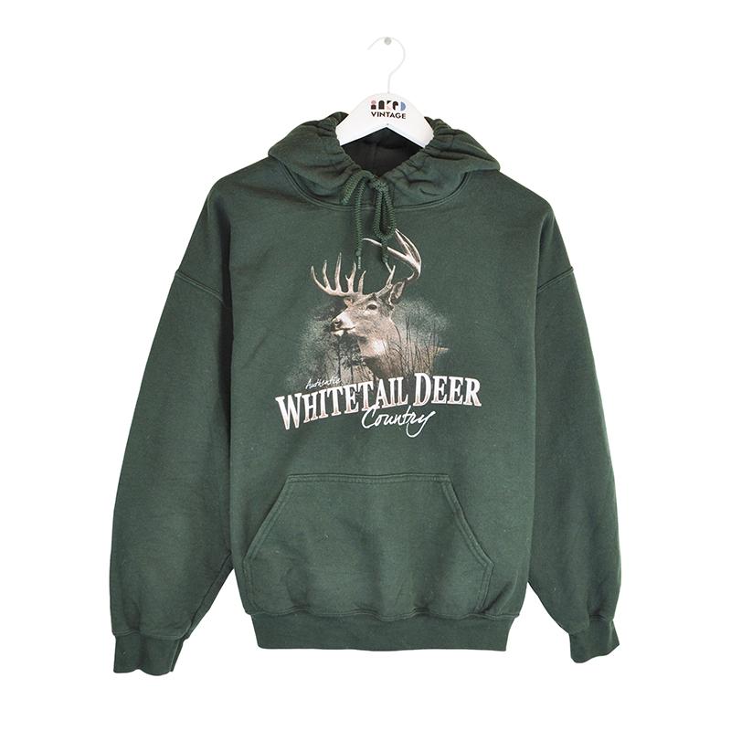 B8_deer Hoodie-front