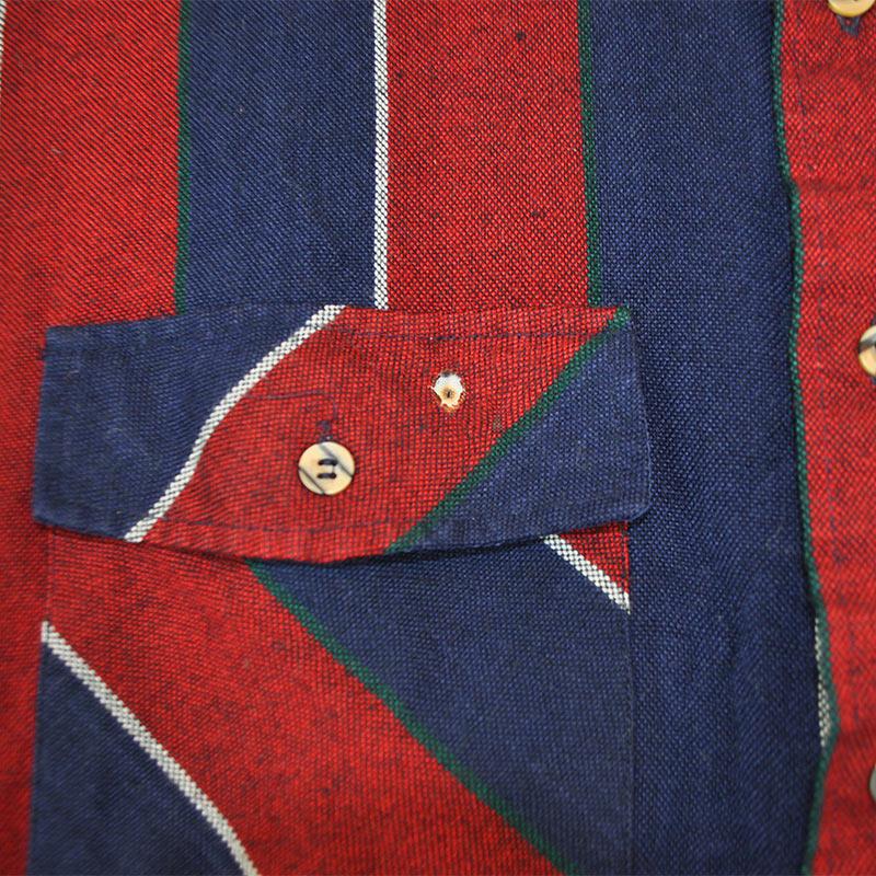 G4_red-and-navy-vert-stripe-flannel---damage